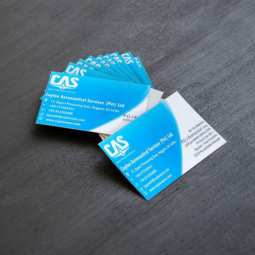 Litrain Print Professional Business Card Printing In Sri Lanka